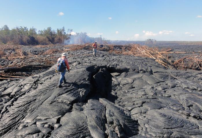 извержение вулкана килауэа гаваи 15 (700x477, 426Kb)