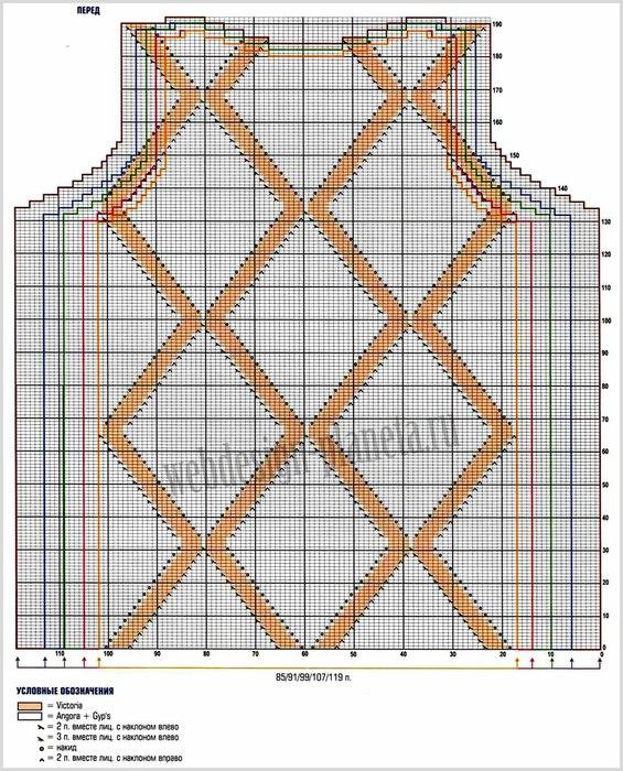 zhenskij-sviter-spitsami-s-udlinennym-vorotnikom-shema (565x700, 144Kb)