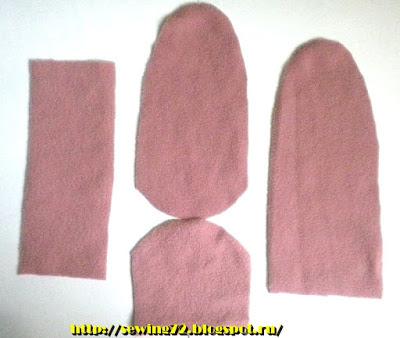 Носки из флиса6 (400x338, 195Kb)