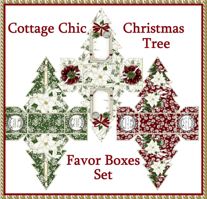 Cottage_Chic_Christmas_Tree_Favor_Boxes_Set_Sample (700x671, 497Kb)