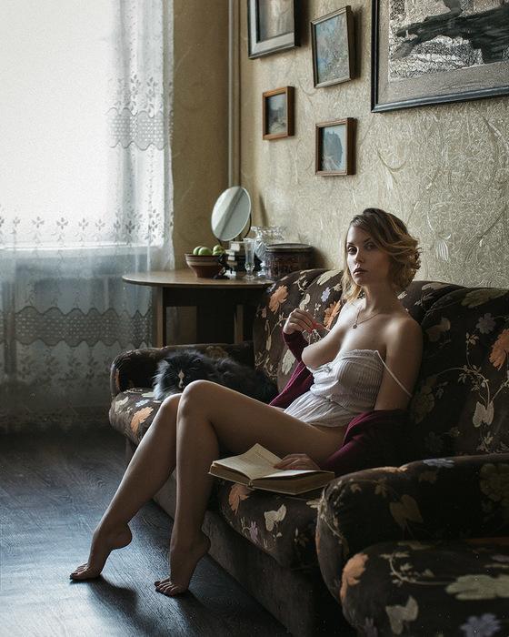 Эротические истории русских классиков 13 фотография