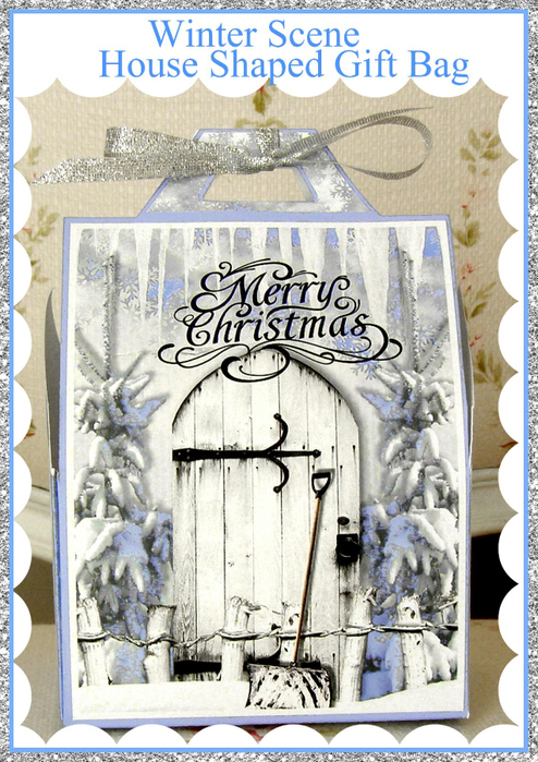 Winter_Scene_House_Shaped_Gift_Bag_Sample (494x700, 439Kb)