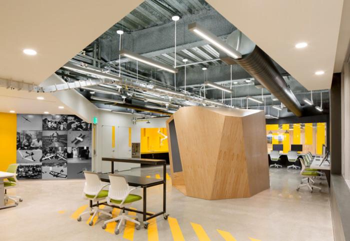 Офис холл дизайн