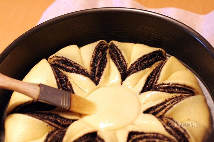 Вкусная выпечка. Маковый торт и маковый пирог (12) (700x466, 353Kb)