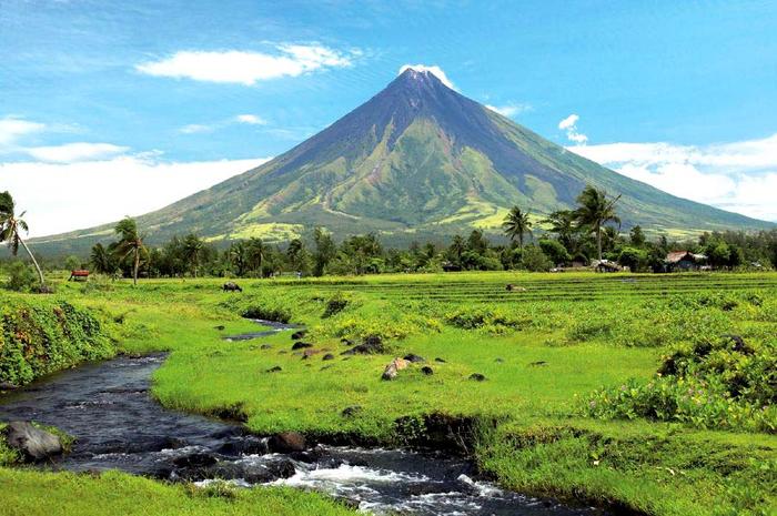 вулкан Майон фото 3 (700x465, 419Kb)