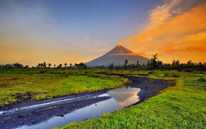 вулкан Майон фото 5 (700x437, 388Kb)