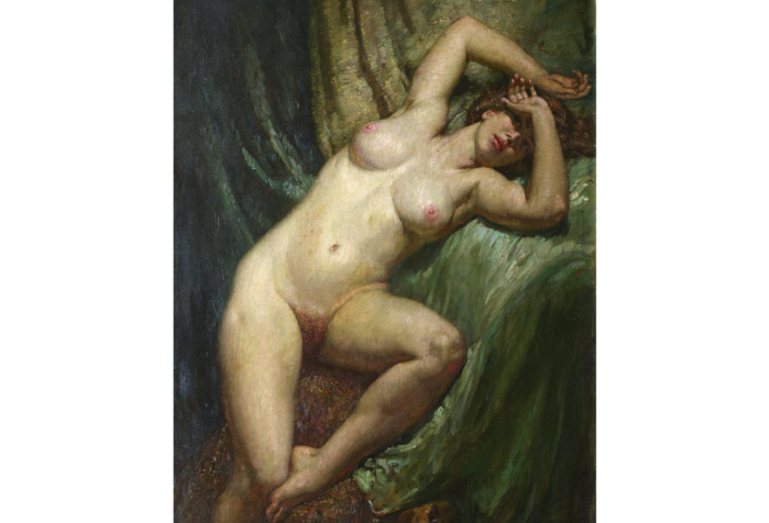 Норман Линдсей (Norman Lindsay), 1879-1969 18+++ 5478 (700x476, 333Kb)