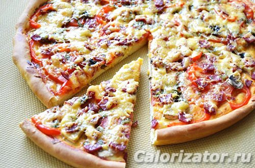Как испечь пиццу в домашних условиях в духовке