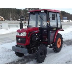 Китайский трактор – основной помощник современного украинского фермера среднего уровня!