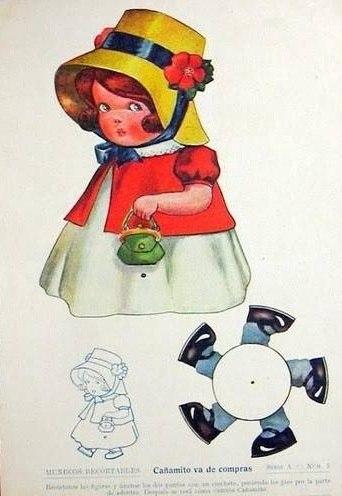 Как сделать марионетку куклу из бумаги своими руками