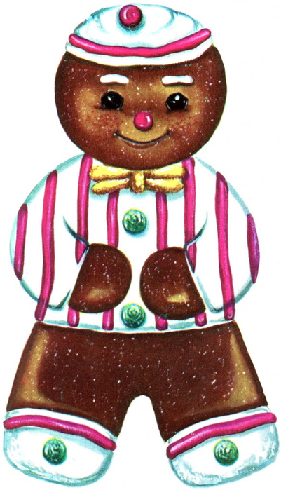 Printable-Ornament-Gingerbread-Man-GraphicsFairy-587x1024 (401x700, 297Kb)