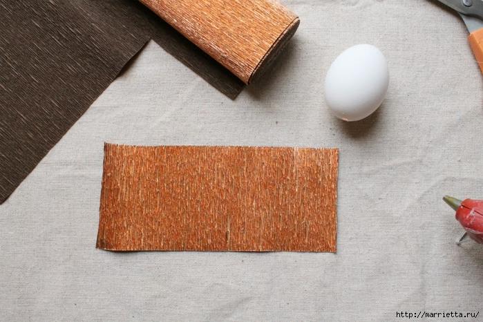 Фундук, желуди и шишки из яиц и гофрированной бумаги (8) (700x466, 280Kb)