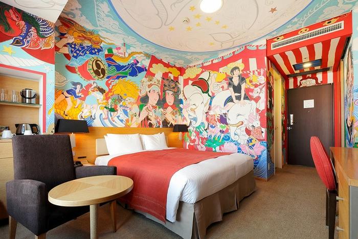 отель в токио Park Hotel Tokyo 1 (700x468, 292Kb)