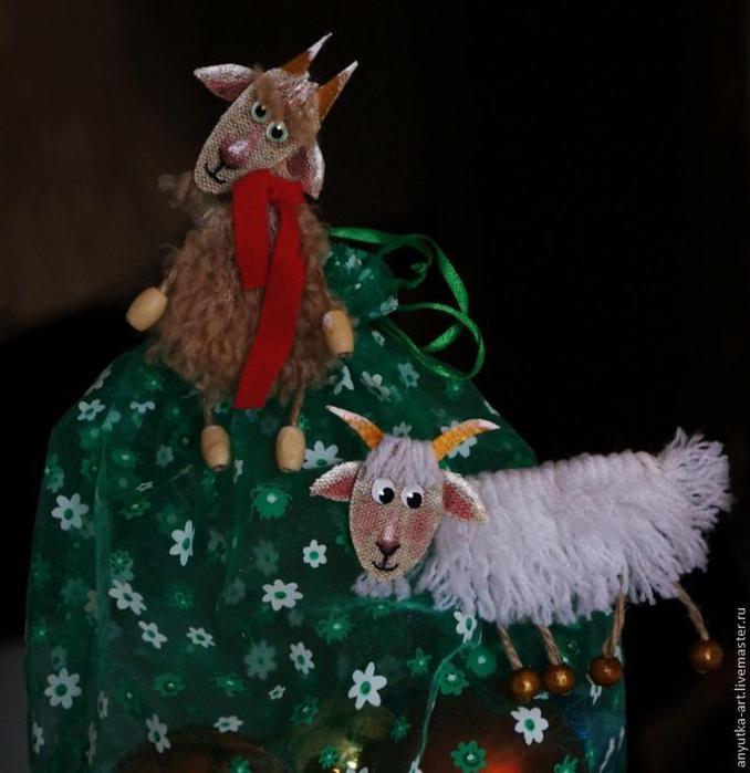 Новогодний сувенир «Козочки-прищепки»/1783336_141116151407 (678x700, 44Kb)