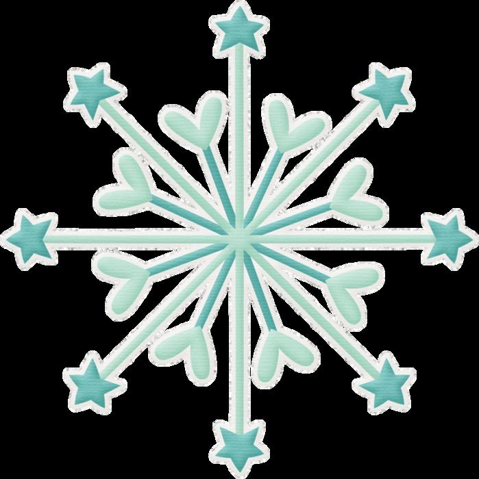 !_heavenly_snowflake 3 (699x700, 368Kb)