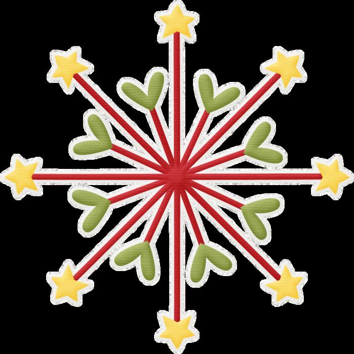!_heavenly_snowflake 9 (699x700, 383Kb)