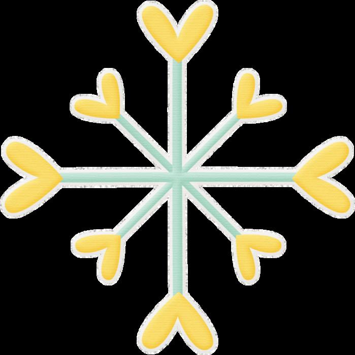 !_heavenly_snowflake 6 (699x700, 265Kb)