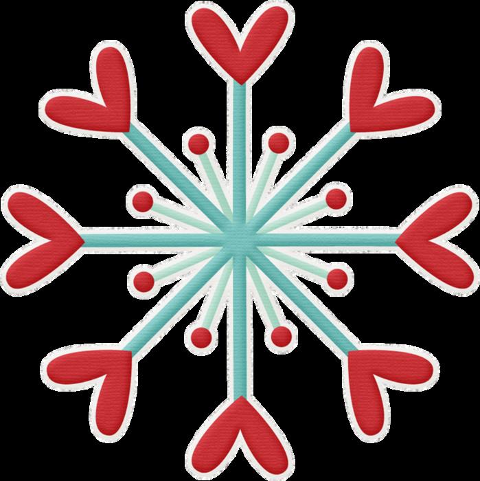!_heavenly_snowflake 7 (699x700, 407Kb)