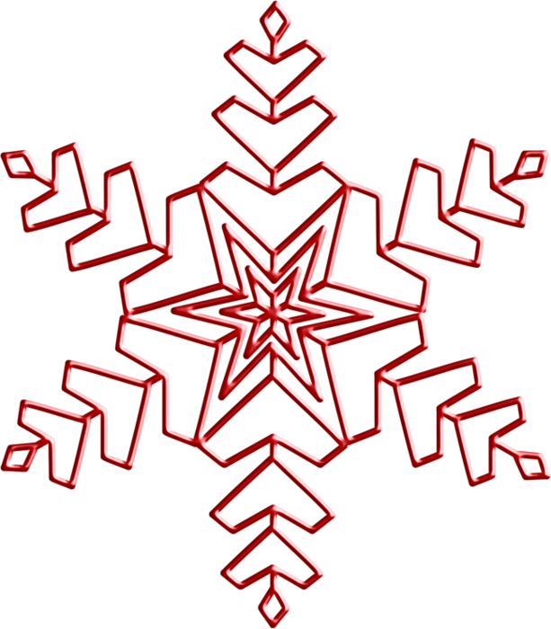 !_heavenly_wire flake red (613x700, 249Kb)