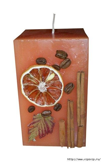 апельсин сухой свеча (406x640, 97Kb)