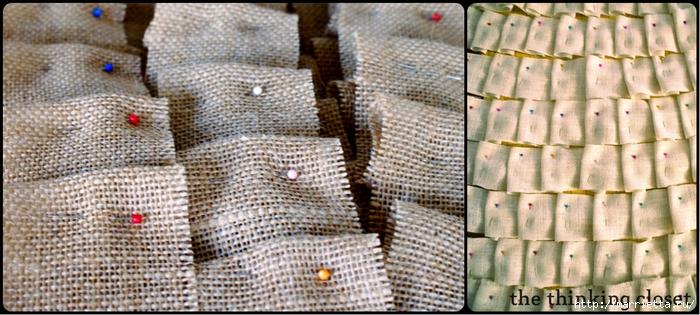 Как сшить юбочку для новогодней елки. Мастер-класс (12) (700x315, 253Kb)