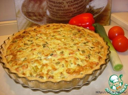 как приготовить брокколи, рецепт приготовления брокколи, как приготовить пирог с брокколи, рецепт пирога с брокколи, готовим брокколи Хьюго Пьюго,