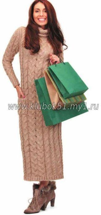 платье из кос1 (328x700, 29Kb)