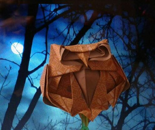 Origami owl (design by Roman