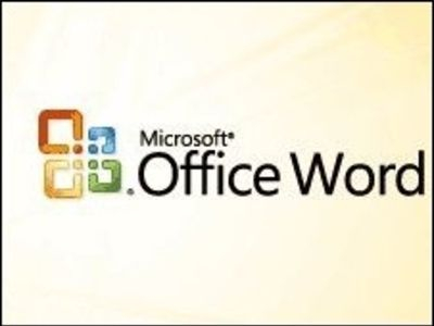 20 полезных функций Microsoft Word