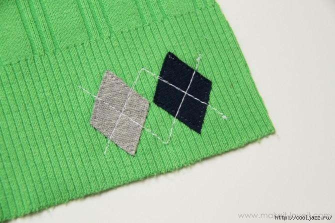 шапочки из свитеров3 (670x446, 193Kb)