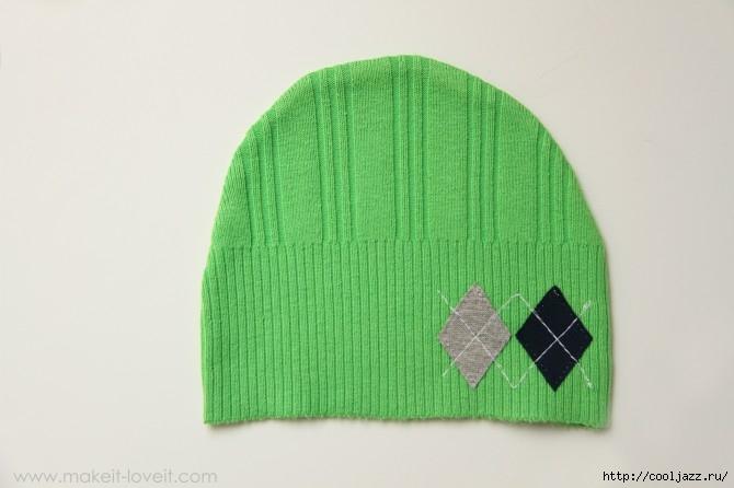шапочки из свитеров5 (670x446, 116Kb)