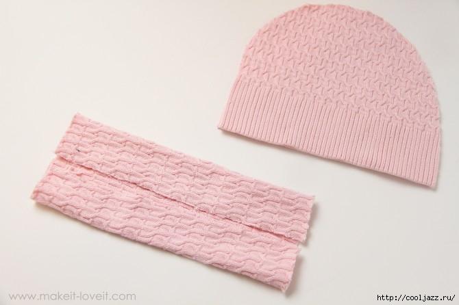 шапочки из свитеров7 (670x446, 116Kb)