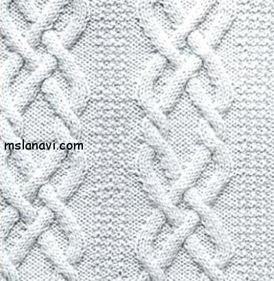 Рельефный-узор-спицами-92 (400x411, 161Kb)