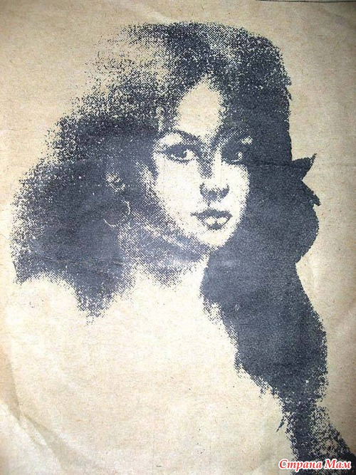 Портрет цыганки1 (500x667, 380Kb)