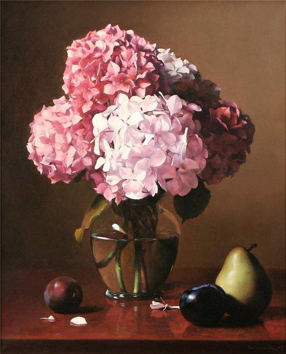 Benjamin Wu - талантливый китайский художник.. Обсуждение