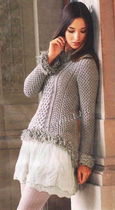Bezhevyi-uzorchatyi-pulover (385x700, 45Kb)