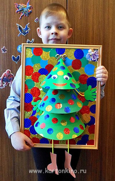 Детские поделки из подручных материалов своими руками