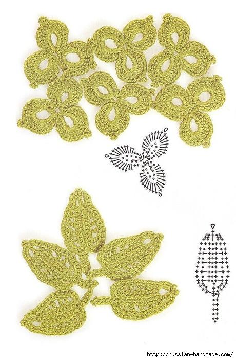 схемы листиков крючком (44) (460x700, 234Kb)