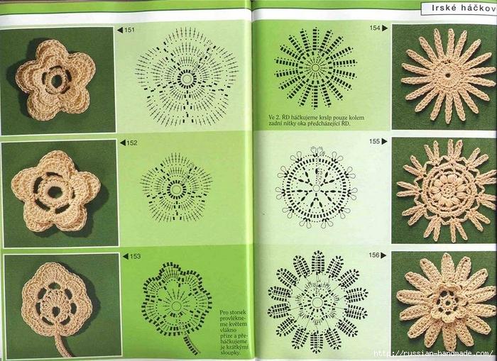схемы листиков крючком (75) (700x509, 354Kb)