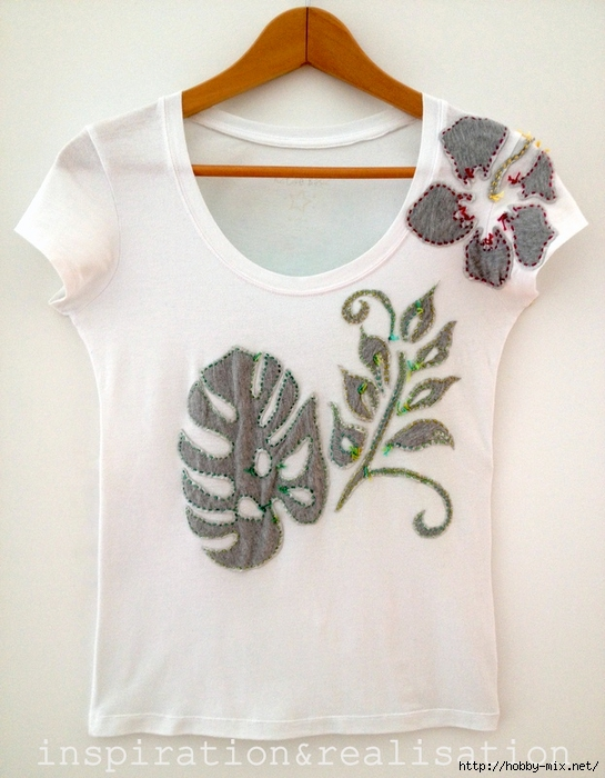 inspiration&realisation_diy_tropical_leaves_hibiscus_hawaiian_shirt_applique_tropicana-tshirt (545x700, 267Kb)