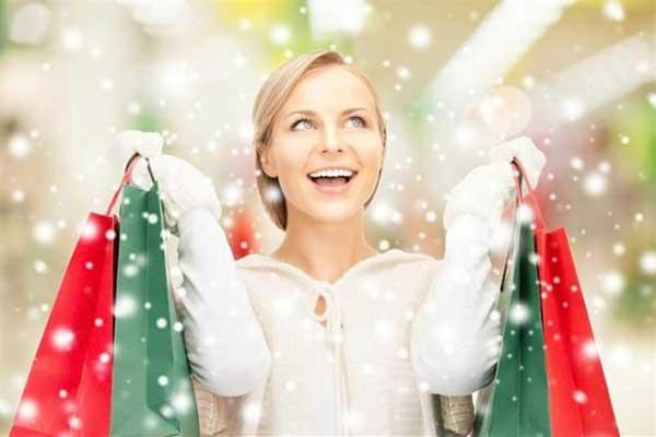 Картинки с покупками на новый год