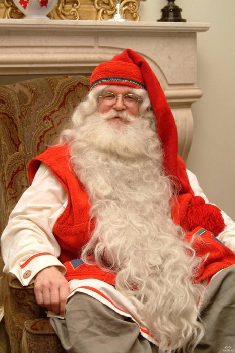 3. Американский  Дед Мороз - Санта Клаус (466x700, 380Kb)