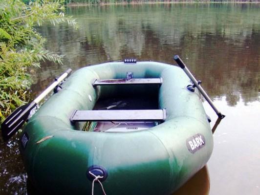 Воздействие низких температур на надувные лодки для рыбалки.