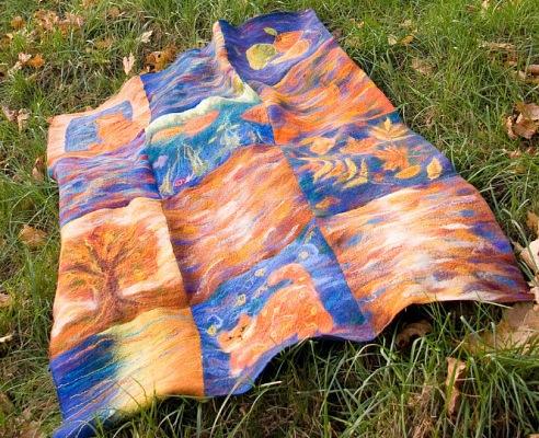 одеяло валяние фелтинг шерсть www.eco-mir.org_ (492x400, 124Kb)