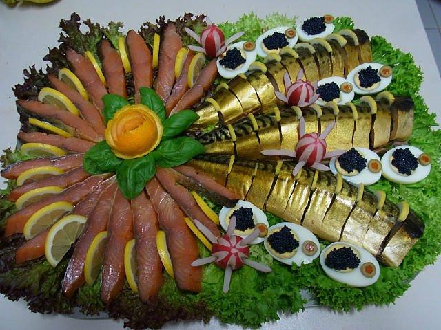 сейчас красивое оформление блюд на праздничном столе несмотря заурядный