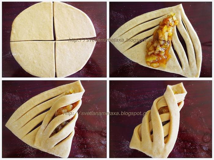 Как сделать ореховую начинку для булочек - Belbera.Ru