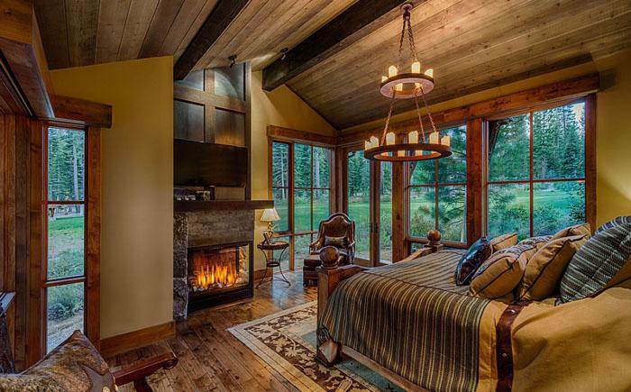 красивый деревянный дом 6 (700x435, 315Kb)