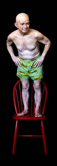 реалистичные скульптуры Марк Сиян 11 (241x700, 108Kb)