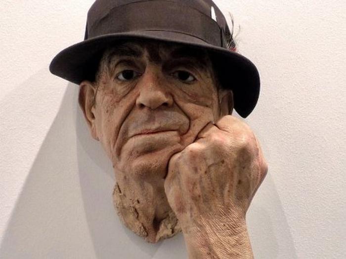 реалистичные скульптуры Марк Сиян 16 (700x525, 247Kb)