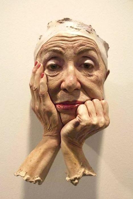 реалистичные скульптуры Марк Сиян 18 (468x700, 235Kb)